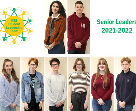Senior Leaders Group Photo