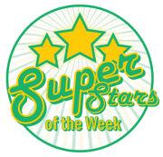 Superstars of the week logo RGB